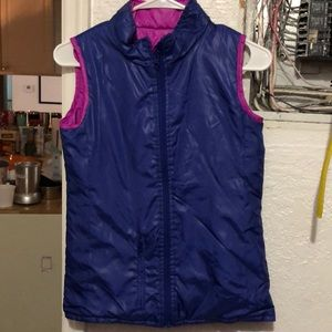 Other - Reversible puffer vest